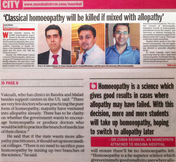 Classical homoeopathy